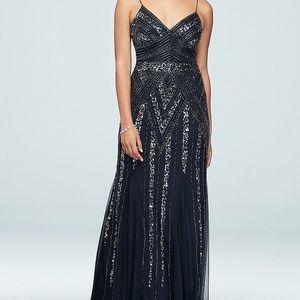 Marina prom dress, evening gown, bridesmaid dress